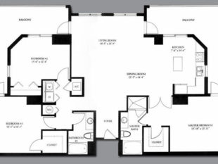 floor plan the_nuriver_landing